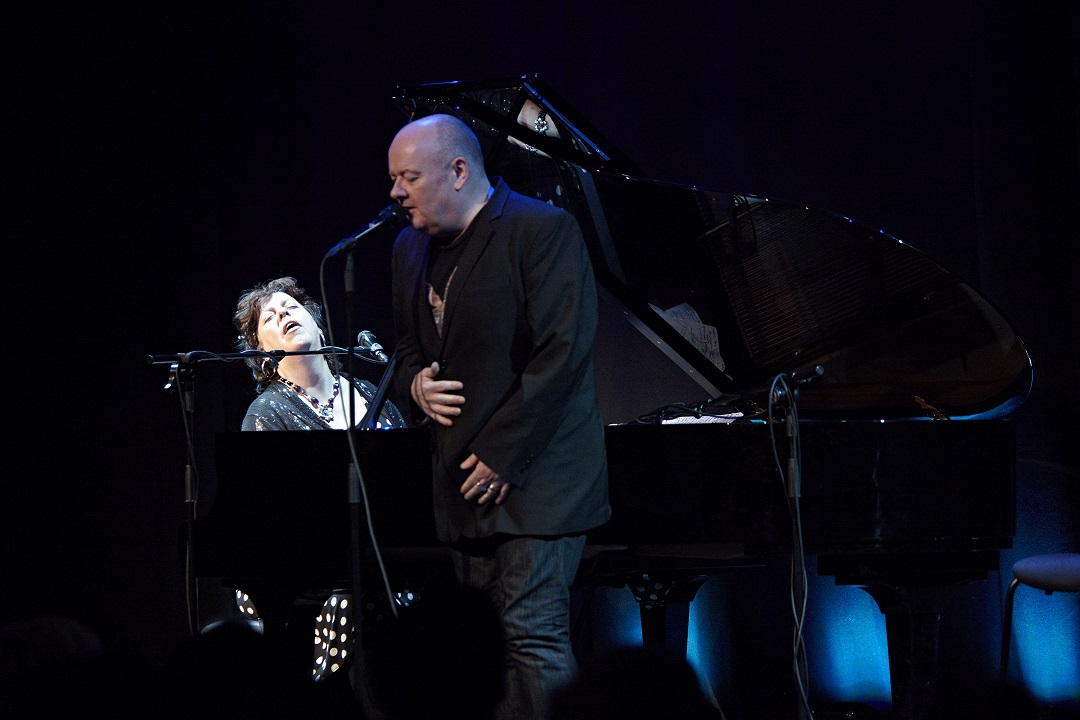 Ian Shaw and Liane Carroll will perform together for the Steinway Two Pianos Festival, an alternative festival in London
