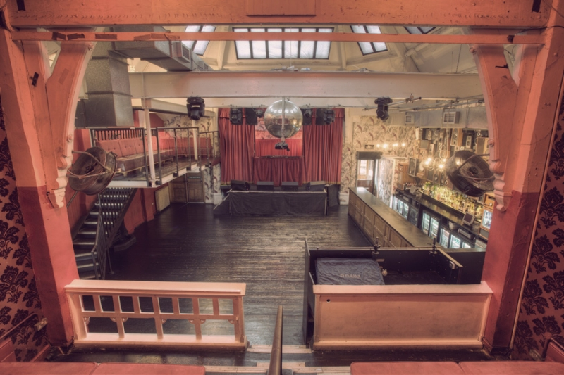 Inside Deaf Institute