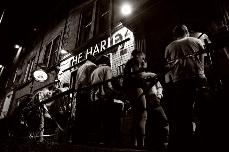 The Harley is one of the most prestigious gig venues in Sheffield.