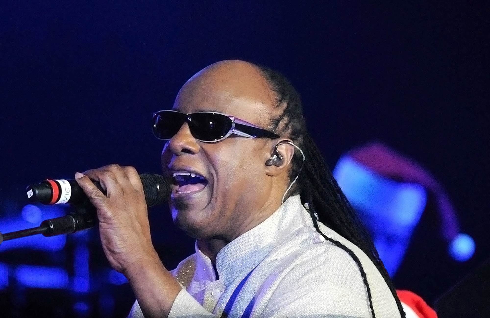 Stevie Wonder has been vegan for four years