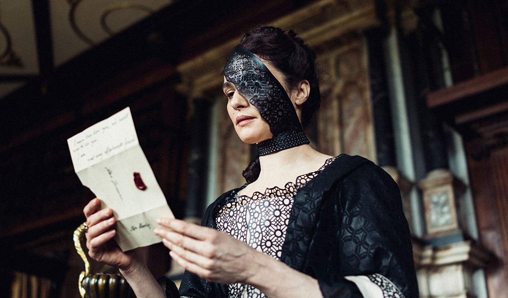 Rachel Weisz as Lady Sarah Churchill