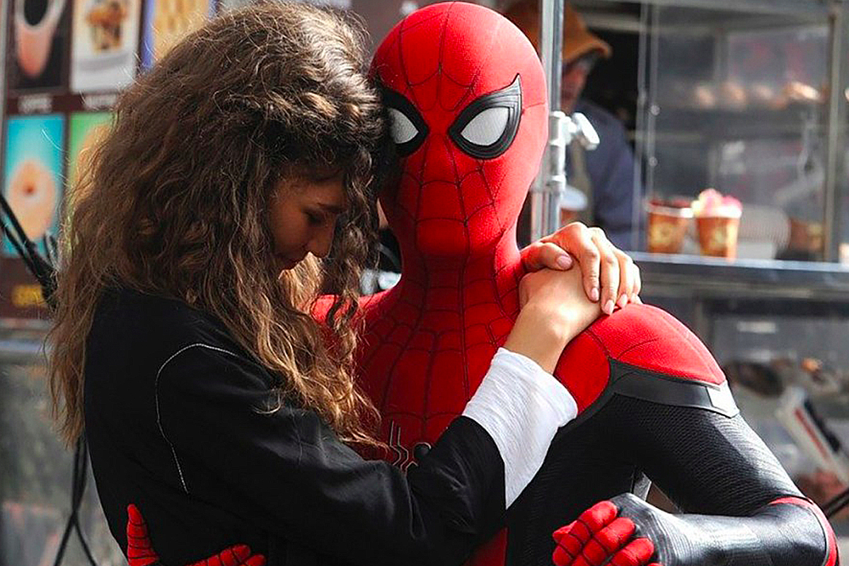 Spider-Man: Far from Home is out in cinemas July 5th