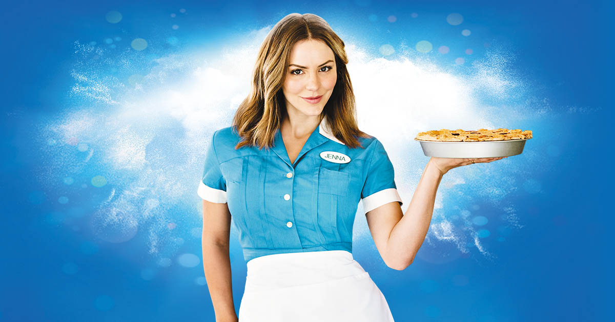 theatre shows 2019 - Waitress the Musical press image