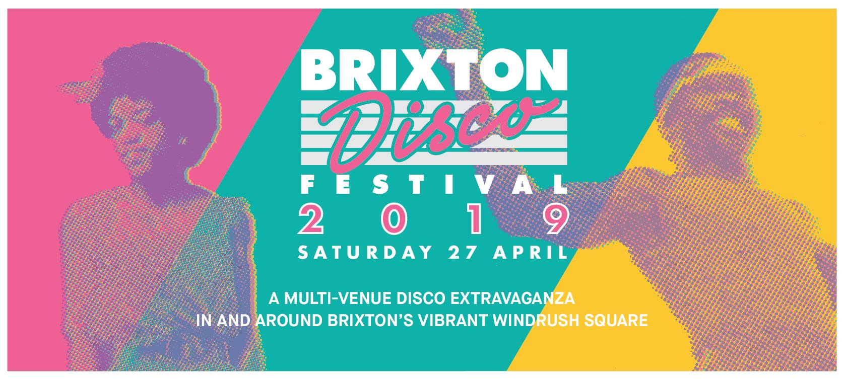 Brixton Disco Festival returns to venues across London this April