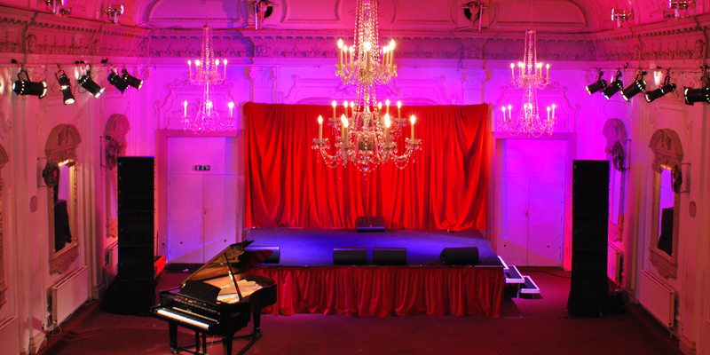 Venue Of The Week Bush Hall London TickX
