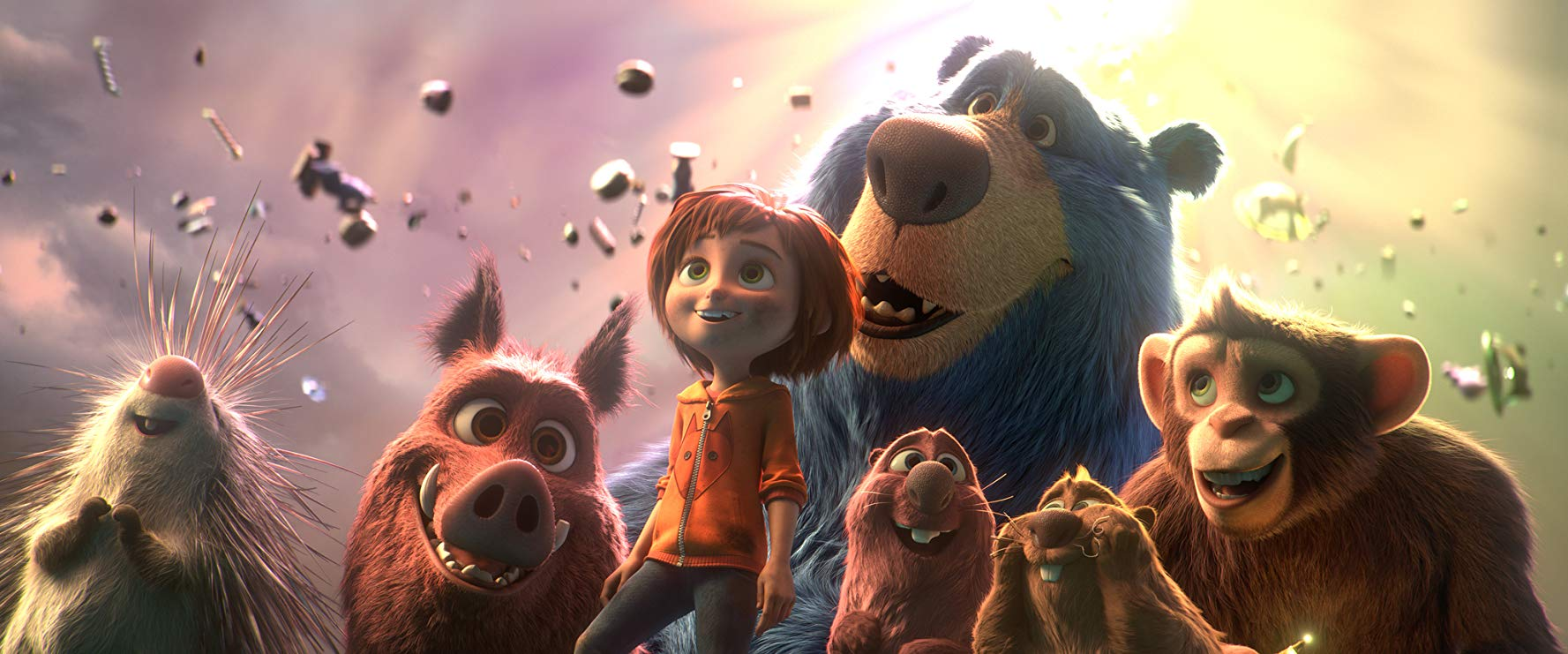 Wonder Park is out in cinemas April 8th